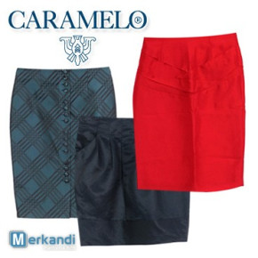 Wholesale of CARAMELO woman skirts