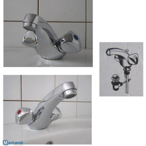IDEAL STANDARD washbasin faucets