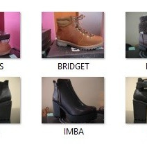Stock of shoes for women from Coolway