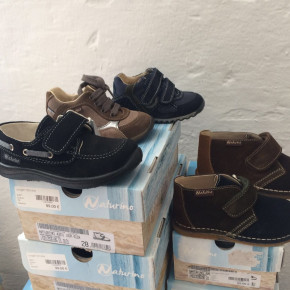 high-quality children brand shoes by Naturino and Falcotto