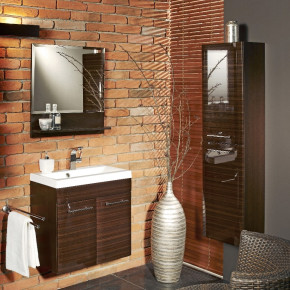 Stock bathroom furniture, one collection