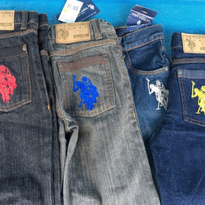 US Polo Assn jeans kids