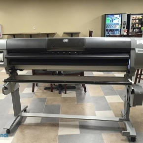 ''Plotter HP 5500 PS SERIES 60'' LIKE NEW WITH NEW CARTRIDGE