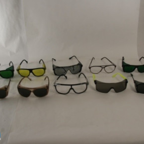 ----''SAFETY GLASSES - ANSI CERTIFIED''------stock liquidation.--