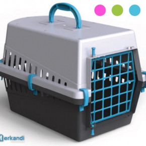 TRANSPORTER LITTER BOX FOR DOGS, CATS, RABBITS UP TO 10KG