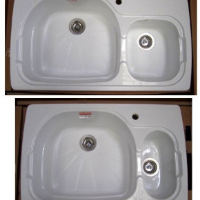 High quality FRANKE quartz Kitchen Sinks