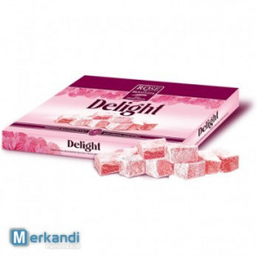 "Turkish delight with rose oil ""Delight"""