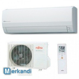 Mix of air conditioners from different manufacturers