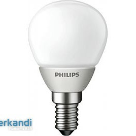 Energy saving light bulb Philips Eco Lustre 5W 25W E14