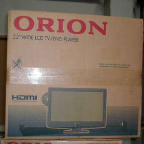 ORION TVs, 3 models available