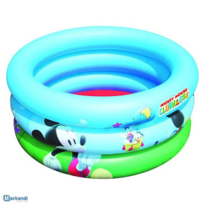bestway inflatable swimming pool disney mickey mouse 70 cm