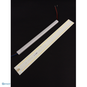 Linear LED 23W TCI Saronno 3540 lumens 3000K or 4000K Made in Italy