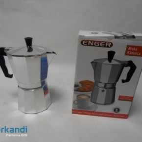 Coffee maker 1, 3 ,6 ,9 person several e-419