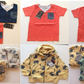 Mix kids Clothing (Sold out)