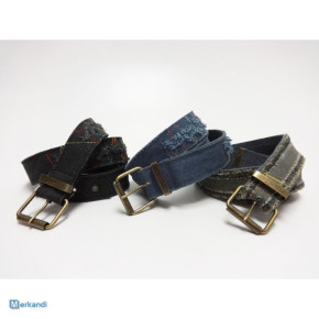 Promotion! 12 pieces free belts