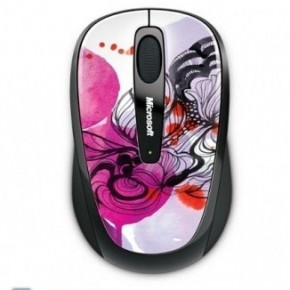 MICROSOFT WIRELESS MOBILE MOUSE 3500 ER ENGLISH ARTIST PERSSON