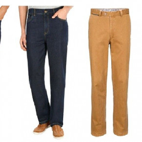 Mix of modern trousers and jeans for men!!