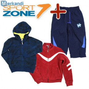 Wholesale of SPORT ZONE clothes for kids