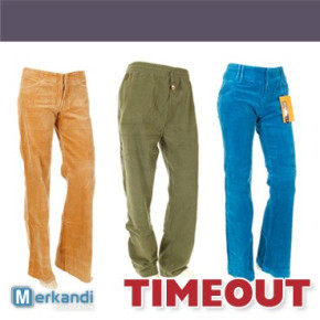 Wholesale of TIMEOUT pants for men