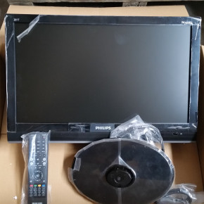 """Philips 20"""" 201T1SB LCD widescreen With TV Tunner"""
