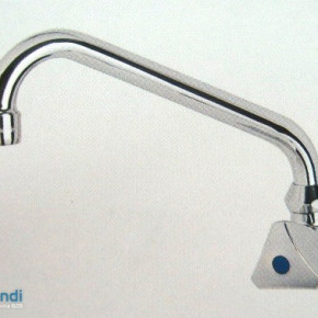 ROKAL (HANSA group) cold-water wall faucet (tap)