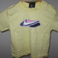 NIKE ladies' shorts and t-shirts for children