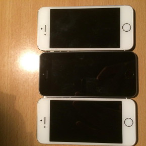 iPhone 5S 16GB/32GB GRADE AB