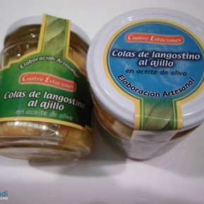 Galician canned food wholesale stock