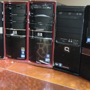 HP high specification ex-demo towers lot