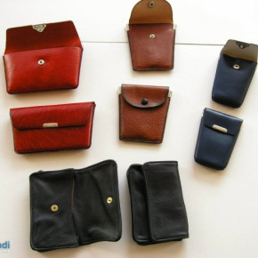 Leather cases for keys - wholesale clearance