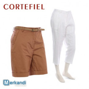 Wholesale of CORTEFIEL shorts and bermudas for women