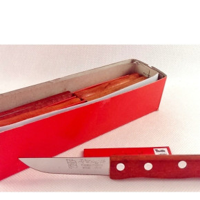 Set of knives with wooden handles, 12 pieces in box PND-M617-12 pcs