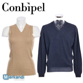 Wholesale of CONBIPEL knitwear for men and women