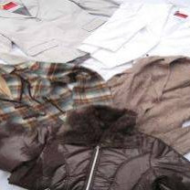 Diesel, Replay, Fiorucci, GAS, CPM branded clothing ends of lines
