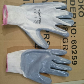 Ladies small work gloves - bankrupt stock - surplus