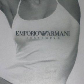 Emporio Armani lingerie ends of lines