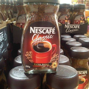 Nescafe Classic 200g excess stock