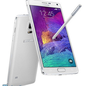 Samsung Galaxy Note 4 4g Lte Cell Phone, frost white - brand new