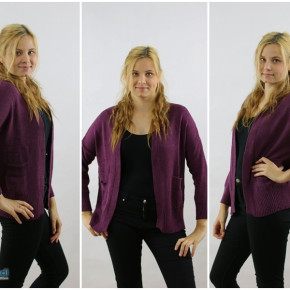 Sweaters for women in three colors