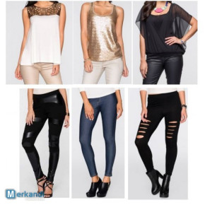 Women's tops and trousers