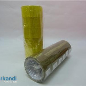Adhesive tape wide
