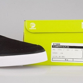 ADIDAS 2 STYLES CLEMENTE SLIP ON AND ADIDAS PRINCETOWN