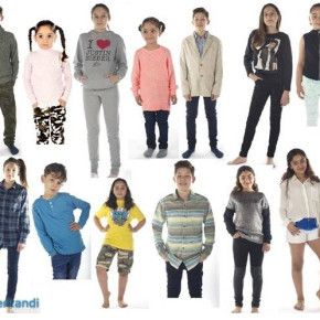CUBUS Trendy Kids Mode- Spring / Summer Collection