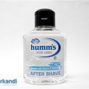 After Shave Humm's 125 ML white