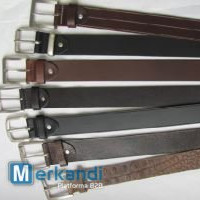 Wholesale belts for men and women  - ends of lines