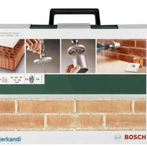 Bosch Accessories - goods from bankruptcy