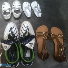 Mens, Womens and Childrens Summer Mix, Shoes and Handbags second hand