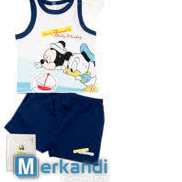 Set for a boy on a summer Mickey Mouse