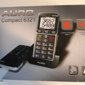 AURO Compact 6321 - Senior Mobile - Easy to use