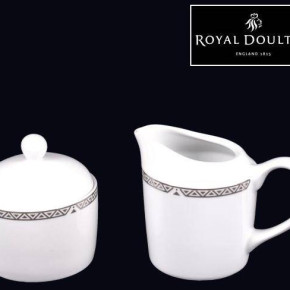 ROYAL DOULTON PLATINUM china
